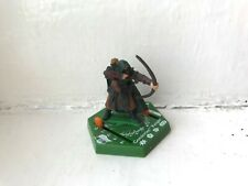 LORD OF THE RINGS COMBAT HEX MINIATURES - GONDORIAN RANGER GAME PIECE FIGURE