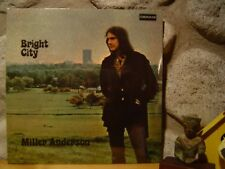 MILLER ANDERSON Bright City LP/1971 UK/S-SW Rock/Keef Hartley Band/Dog Soldier