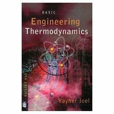 Basic Engineering Thermodynamics  Rayner, Joel  Good  Book  0 Paperback