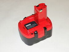 Bosch Nickel-Cadmium (NiCd) Power Tool Batteries