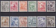 Jugoslawien Mi Nr. 677 - 688 ** TOP, 1951, postfrisch, MNH