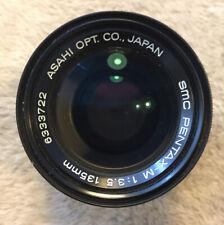 Pentax -m Smc Asahi 135mm F3.5 Lens