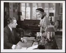 GEORGE RAFT & VIRGINIA MAYO film noir RED LIGHT 1949 Vintage Orig Photo 8x10