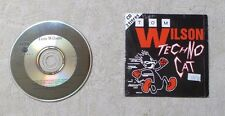 "CD AUDIO MUSIQUE / TOM WILSON ""TECHNO CAT"" 2T CD SINGLE 1995 CARDBOARD SLEEVE"