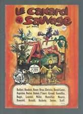 REVUE LE CANARD SAUVAGE N°6 . 1974 . F'MURR / GIRAUD / BAUDOIN / ROCHETTE .