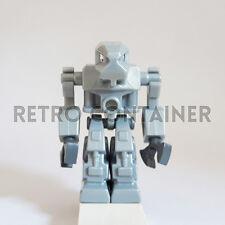 LEGO Minifigures - 1x exf015 exf018 - Robot Devastator - Exo Force Omino Minifig