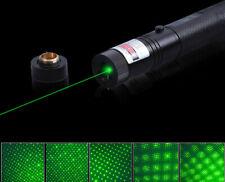 Laser Pointer High Power Fire Military Burning Green Light Visible Beam Powerful