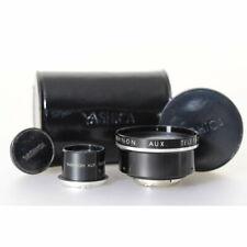 Yashica 1.5-fach Televorsatz für die MAT-124 Mittelformatkamera