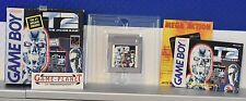 T2 THE ARCADE GAME NINTENDO GAME BOY ORIGINAL PACKAGING WITH GUIDE IN BOX