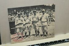 RARE 1920s LOUISVILLE SLUGGER STORE PROMO SIGN BABE RUTH WITH PLAYERS BAT BALL