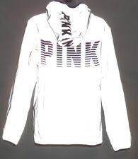 Victoria's Secret Pink Limited Edition 002 Reflective Anorak Jacket + Bag XS/S
