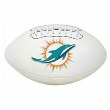 NFL Miami Dolphins Signature Series Team Full Size Football