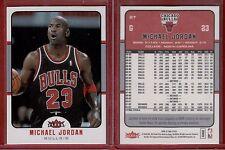 Michael Jordan 2006-07 Fleer Card #27