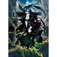Black Rock Shooter Blu-ray DVD 2 English Subtitles plus Nendoroid Set Ltd Ed