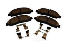 Disc Brake Pad Set fits 2006-2007 Isuzu i-290 i-350  ACDELCO GM ORIGINAL EQUIPME