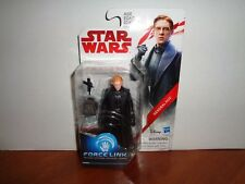 Star Wars The Last Jedi 3.75-Inch Figure Force Link General Hux Brand New Sealed