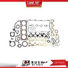 DNJ FGS4044 Graphite Full Gasket Set For 90-93 Mazda Miata 1.6L L4 DOHC 16v