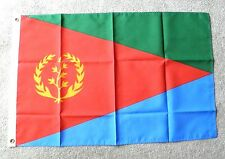 ERITREA POLYESTER INTERNATIONAL COUNTRY FLAG 2 X 3 X FEET