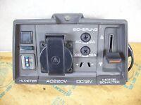 NEU Honda Stromgenerator, Aggregat  Schaltpaneel, Control Panel Honda EX 550