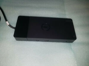 Dell Laptop Docking Station WD19 USB 3.0 4k HDMI USB-C With 180W AC Adapter K20A