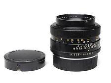 Leica Leitz Wetzlar SUMMILUX-R 50mm f/1.4
