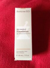 Perricone MD No Make Up Foundation -Shade #  IVORY   BRAND NEW in BOX