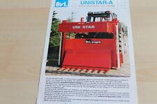 140433) BVL Van Lengerich-Unistar a-prospetto 198?