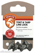 McNett GEAR AID Tent & Tarp Line Lock Kit