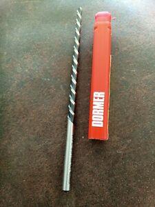 """Dormer 3/16"""" HSS  Taper Pin Reamer. B904 Quick Spiral"""