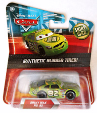 DISNEY PIXAR CARS KMART SYNTHETIC RUBBER TIRES SHINY WAX #82 SAVE 6%
