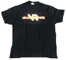 WOW RARE OFFICIAL Velvet Revolver ou Scott Weiland Rock Star Tour T-Shirt G.