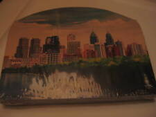 The Philadelphia Skyline Plaque-New- Landmark Replicas