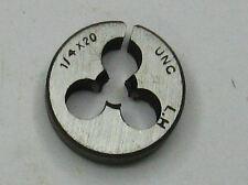 RDGTOOLS 0.6cm X 20TPI UNC DIE / LEFT HAND THREAD
