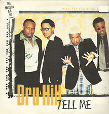 DRU HILL - Tell Me - 4th & B'way Records