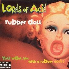 Lords Of Acid Rubber Doll [EP] [PA] CD