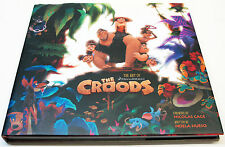 The Art of the Croods (2013, Hardcover) SIGNED X7 with DOODLES RARE!