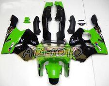 Fairing Kit Bodywork For Kawasaki Ninja ZX6R ZX-6R 1994  1995 1996 1997 Green