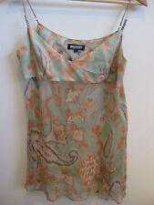 Gorgeous Sz 2 10 12 Morrisey Silk Designer Top