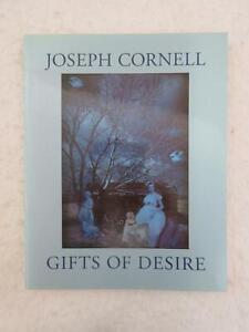 Dickran Tashian JOSEPH CORNELL: GIFTS OF DESIRE Grassfield Press 1992