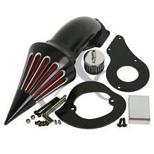 Moto Black Air Cleaner Kit Intake Filter For Honda Shadow VLX 600 VT600CD Deluxe
