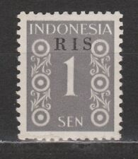Indonesia Indonesie nr. 41 RIS MLH ong 1950 Republik Indonesia Serikat R.I.S