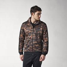 nwt~Adidas FIREBIRD CAMO CITY Track sweat shirt Jacket Camouflage Top~Men sz 2XL