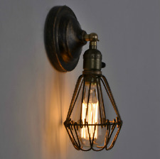 Swing Arm Wall Lamp Indoor Wall Light  Kitchen Wall Sconce Vintage Bar Lighting