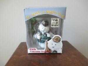 CVS Sam The Snowman Christmas Collectible Ornament Island of Misfit Toys 1999