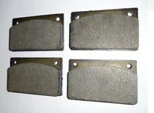 (x4) ROLLS ROYCE Silver Spirit     REAR BRAKE PADS SET    (1980- 92)