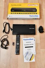 Technisat K2 ISIO HDTV Kabel Receiver Neuwertig OVP Schwarz