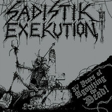 Sadistik Exekution - 30 Years of Agonizing the Dead (Aus), CD (Revenge,Archgoat)