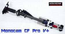 New monoCam Stabilizer CF Pro+ (Plus Edition) - DUAL Standard & Rotatable feet