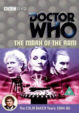 DOCTOR WHO - THE MARK OF THE RANI - DVD - REGION 2 UK