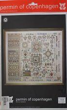 Permin of Copenhagen Graphs, Sampler - 1663 #158406